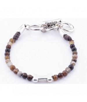 SA265 Bracelet Stones Hound...