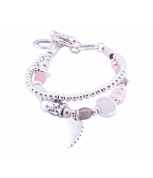 AG273 Bracelet Angel Double