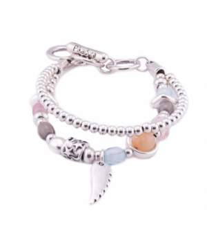 AG274 Bracelet Angel Double...
