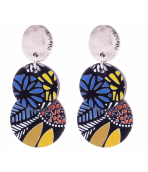 TB295 Earring Tribal...