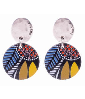 TB296 Earring Tribal...