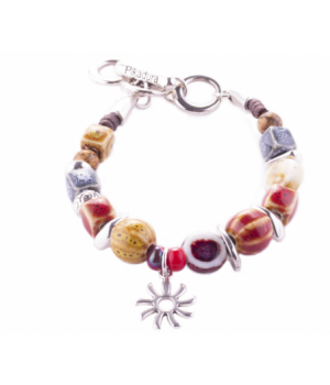 SL301 Bracelet Sun And Moon...